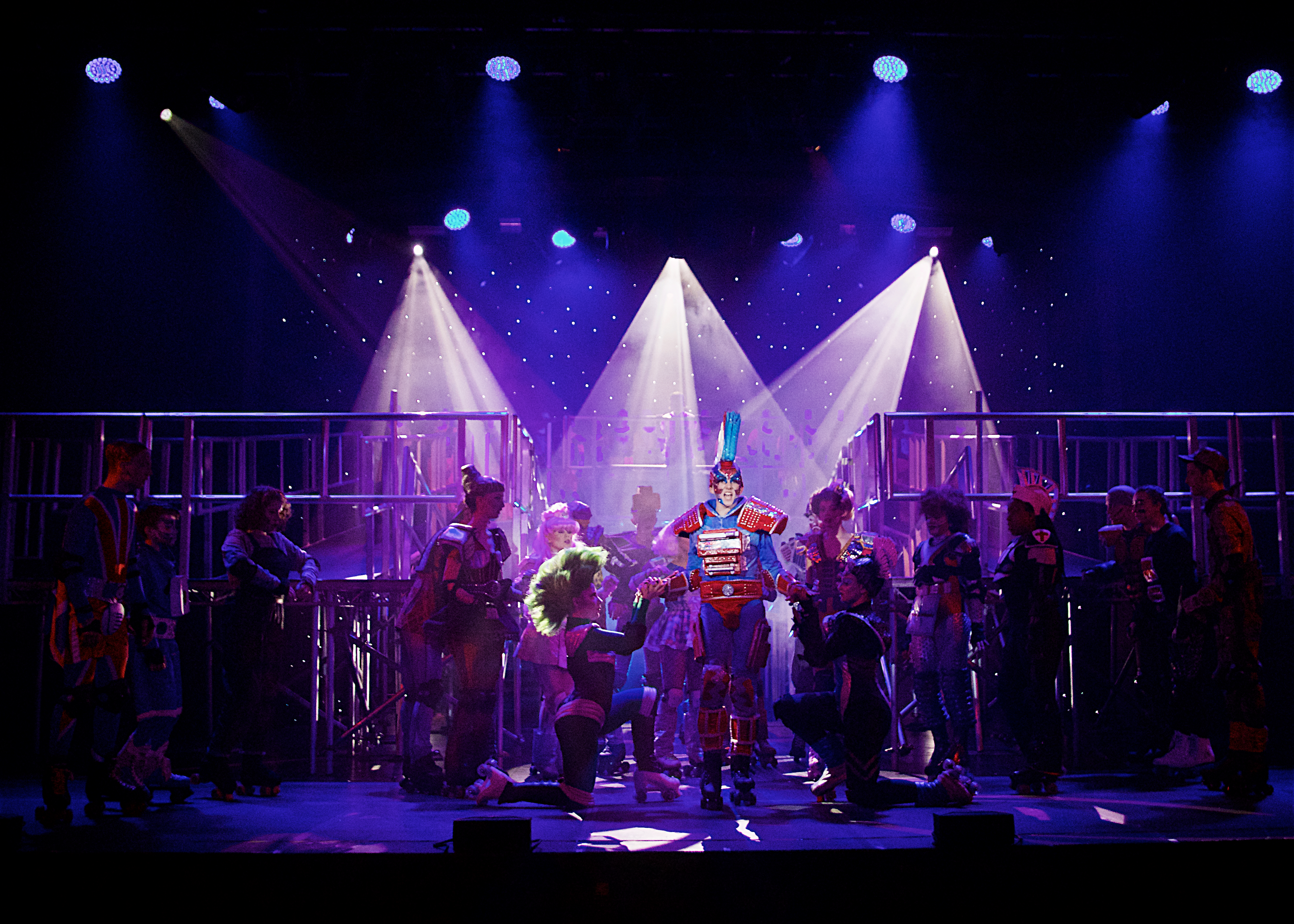 Starlight Express - Albany Theatre Coventry - Image © David Fawbert Photography