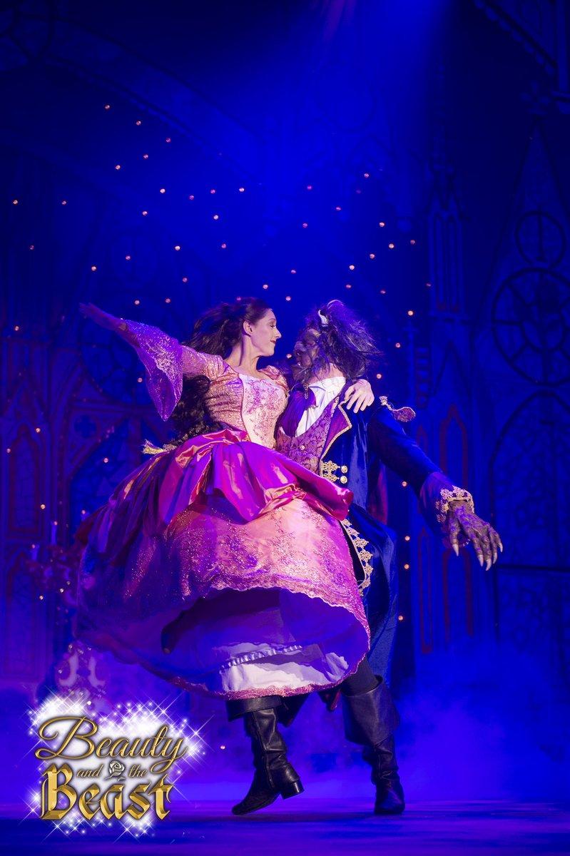 Beauty & the Beast - Imagine Theatre - DeMontfort Halls Leicester 2017 - © Imagine Theatre Ltd