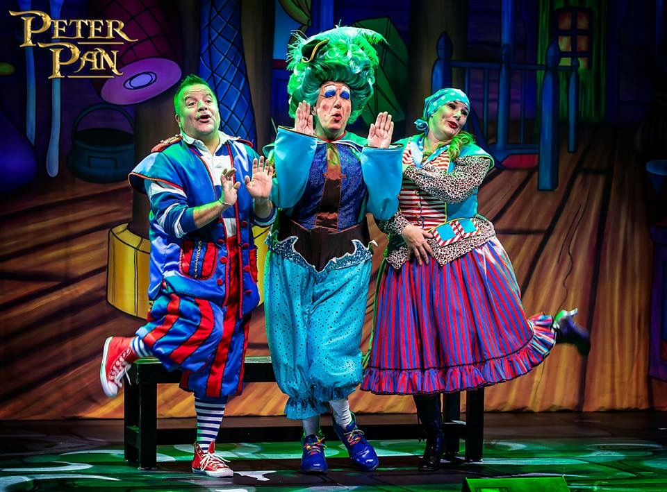 Peter Pan, Leicester Demontfort Hall - © Imagine Theatre 2018