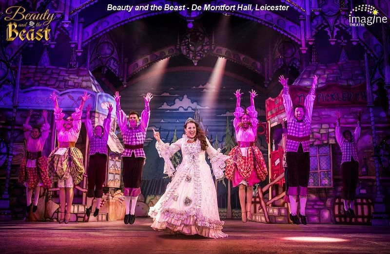 Beauty & The Beast - © Imagine Theatre 2017