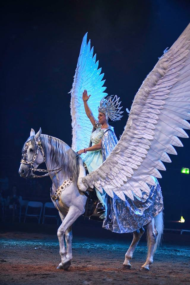 Spirit of the Horse - © Stages in Design 2018