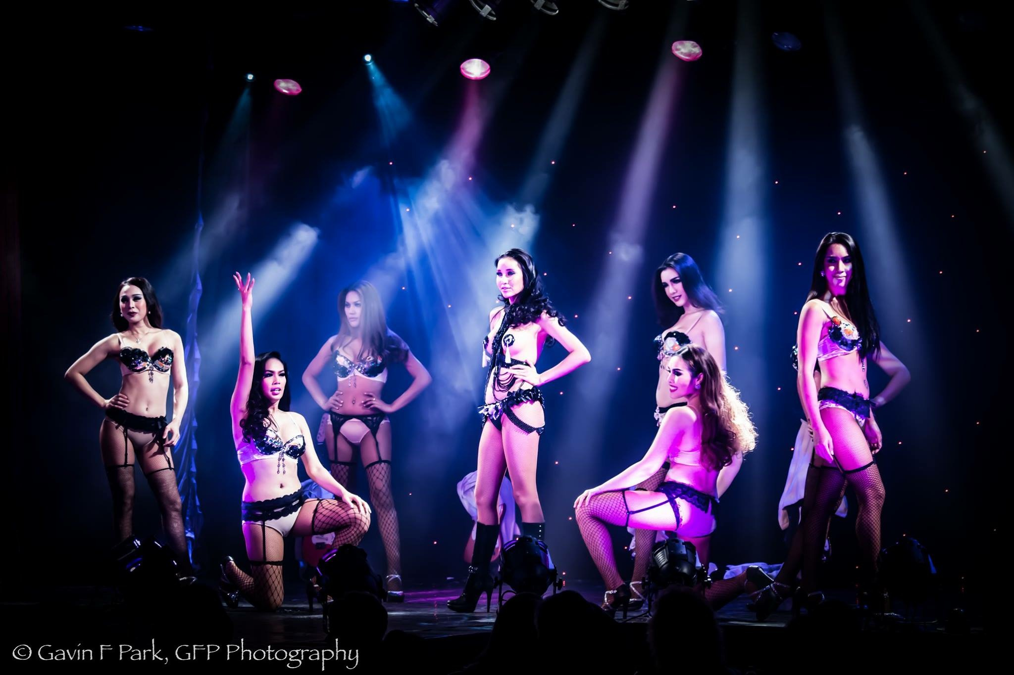 The Ladyboys of Bangkok - © Stages in Design 2016