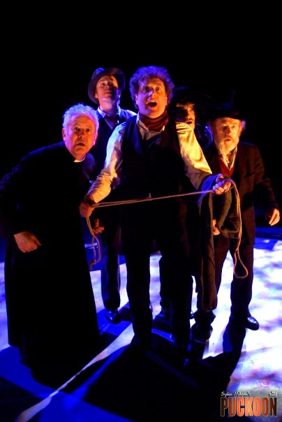Puckoon - © Big Telly Theatre Company 2009